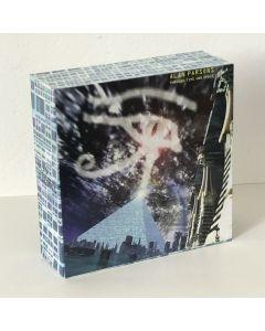 "ALAN PARSONS - Empty Promo Box 2"", Through Time & Space (Japan mini-LP sizes)"