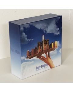 "ROGER HODGSON - Empty Promo Box 2"", Breakfast In Detroit (Japan mini-LP sizes)"