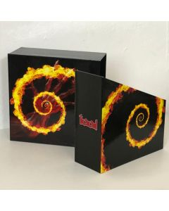 "TOOL - Merkaba, Empty Promo Drawer Box 2""1/2 (Japan mini-LP sizes)"
