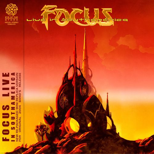FOCUS Live in Southamerica
