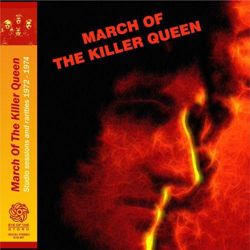 Queen studio sessions 1972-1974