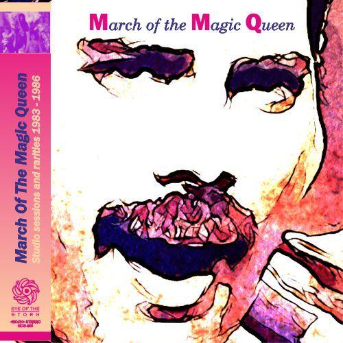 Queen studio sessions 1983-1986
