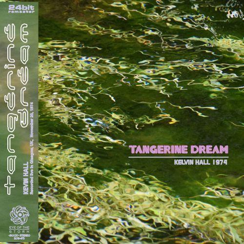 Tangerine Dream Kevin Hall 1974