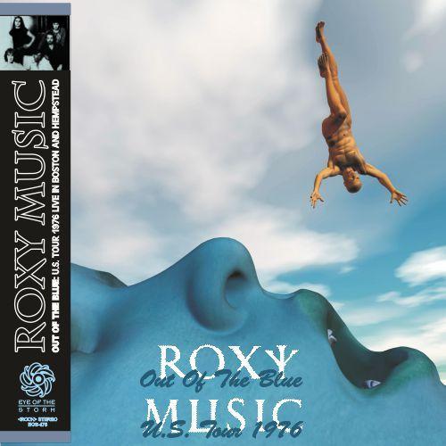 Roxy Music US Tour 1976