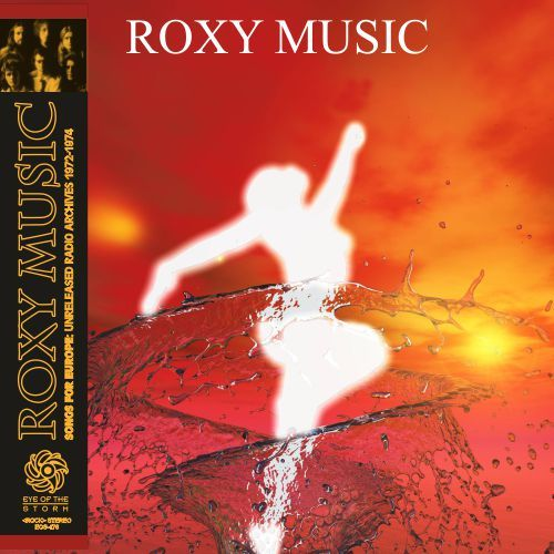 Roxy Music Unreleased Radio Archives