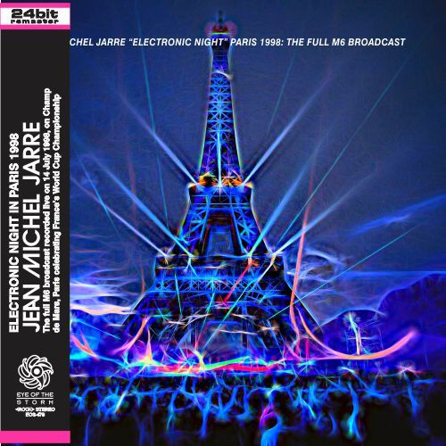 Jarre Electronic Night 1998