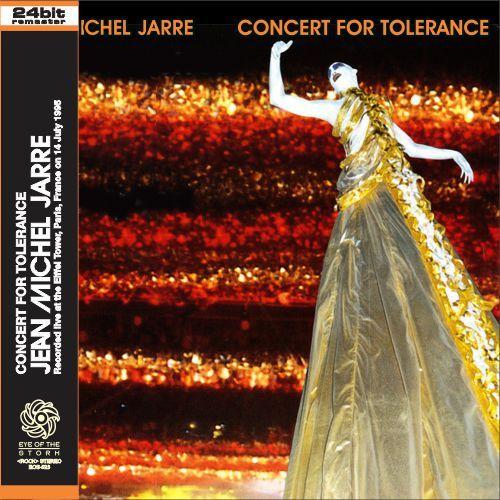 Jarre Concert For Tolerance 1995 Paris