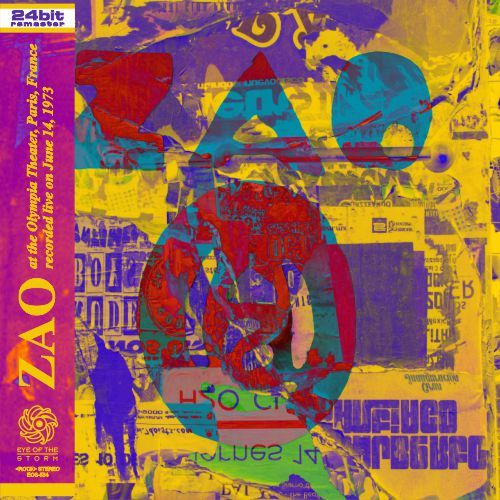 ZAO Live at the Olympia 1973