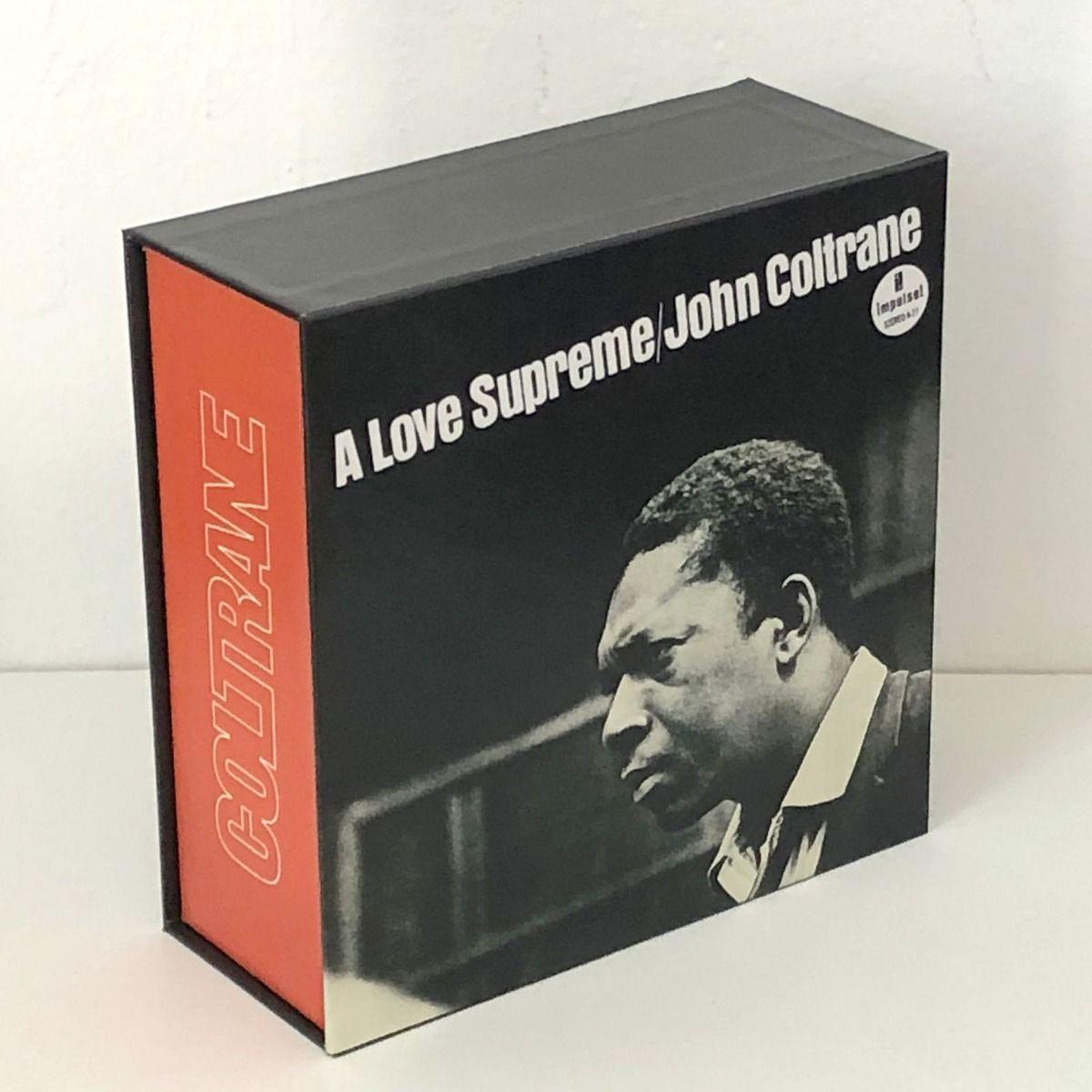 JOHN COLTRANE Promo Box