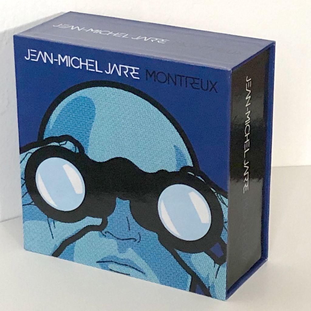 JEAN MICHEL JARRE Promo Box