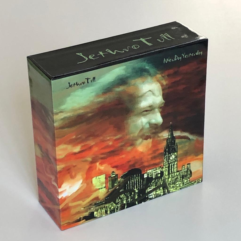 JETHRO TULL Promo Box