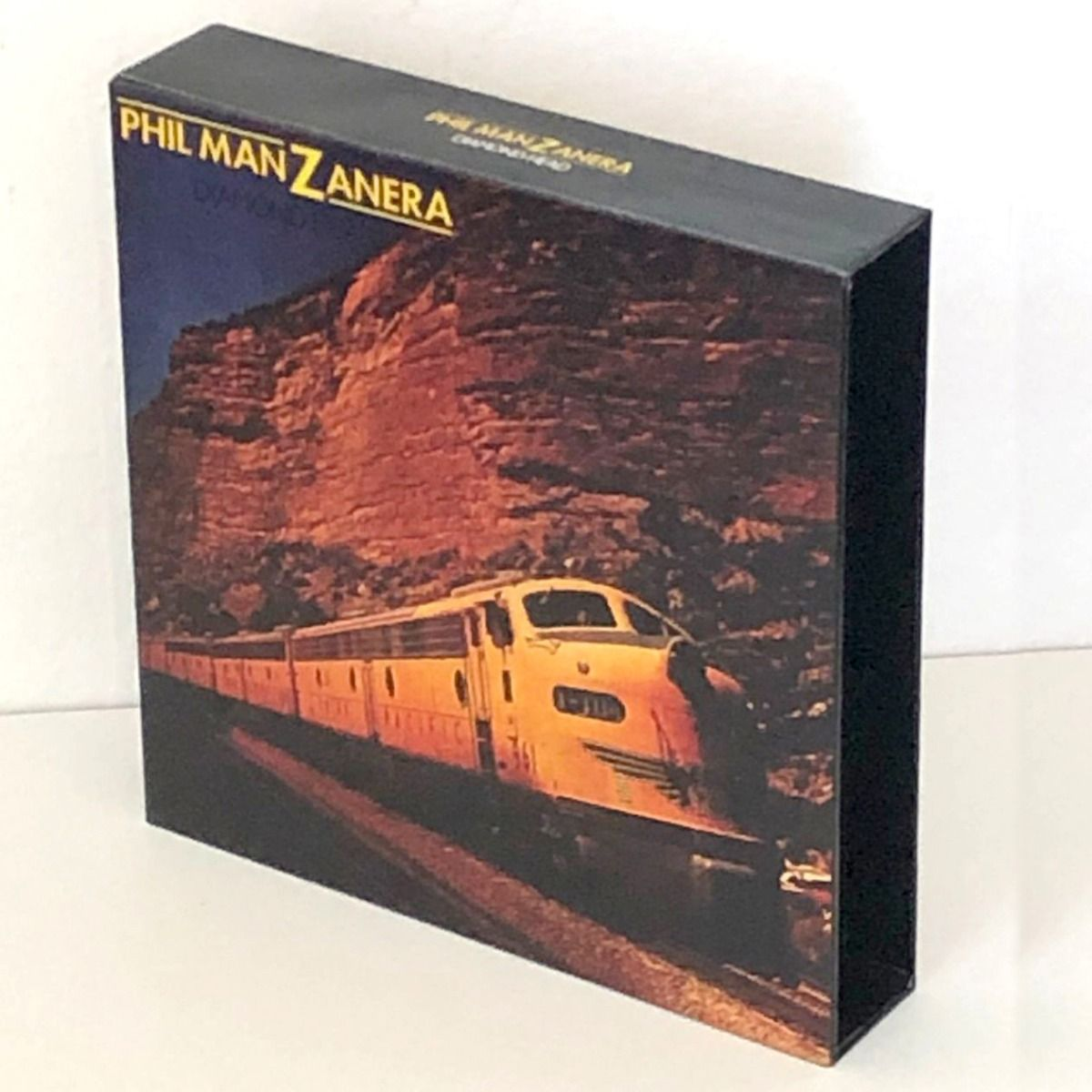 PHIL MANZANERA Promo Box