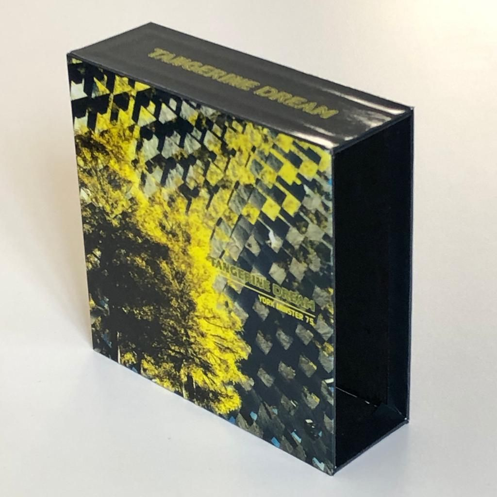 TANGERINE DREAM Promo Box