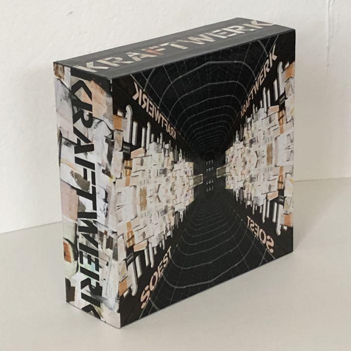 KRAFTWERK Empty Promo Box