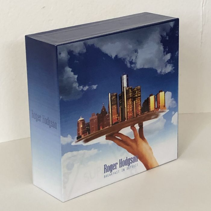 ROGER HODGSON Empty Promo Box