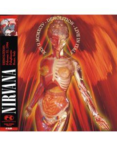NIRVANA - Demolition: Live in Rome, IT 1994 (mini LP / CD)