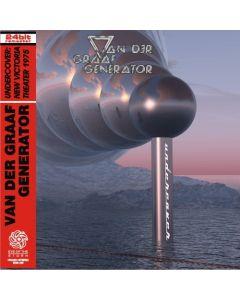 VAN DER GRAAF GENERATOR - Undercover: Live in London, UK 1975 (mini LP / CD)