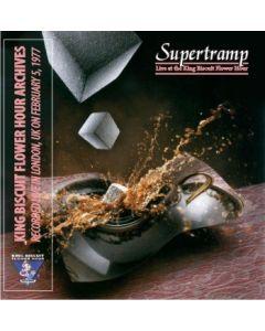 SUPERTRAMP - King Biscuit Flower Hour: Live in London, UK 1977 (mini LP / CD) SBD