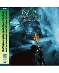 RICK WAKEMAN - Deep In The Center of the Earth: Live in Quebec, CA 2001 (mini LP / 2x CD)