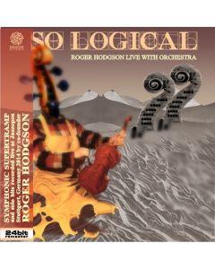 ROGER HODGSON & ORCHESTRA - So Logical: Live in Stuttgart, DE 2013 (mini LP / CD)
