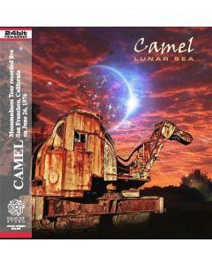 CAMEL - Lunar Sea: Live in San Francisco, CA 1976 (mini LP / CD) SBD