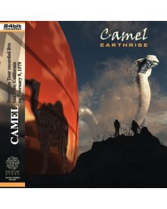 CAMEL - Earthrise: Live in San Jose, CA 1979 (mini LP / 2x CD) SBD