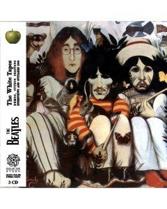 THE BEATLES - White Tapes: Studio Demos & Outtakes 1968 (mini LP / 3x CD)