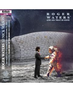 ROGER WATERS & NICK MASON - And All That Is Gone: Live in New York, NY 2006 (mini LP / 2x CD)