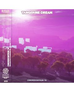 TANGERINE DREAM - Congrescentrum 76: Live in Amsterdam, NL 1976 (mini LP / 2x CD)