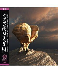 DAVID GILMOUR - Images Framed: Live in Oberhausen DE, 2015 (mini LP / 2x CD)