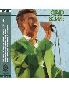 DAVID BOWIE - The Gift Of Sound: Live in Miton Keynes, UK 1990 (mini LP / 2x CD) SBD