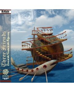THREE FRIENDS - Pulling Up The Anchor: Live at Cruise to the Edge 2014 (mini LP / CD)