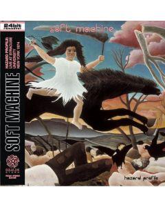 SOFT MACHINE (feat. Allan Holdsworth) - Hazard Profile: Live in Syracuse NY 1974 (mini LP / CD) SBD