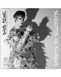 DAVID BOWIE - Silhouettes And Shadows: Studio sessions and outtakes 1979-1980 (mini LP / CD)