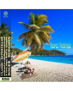 ROGER HODGSON - Long Way From Home: Live in Porto Allegre, BR 1998 (mini LP / CD) SBD