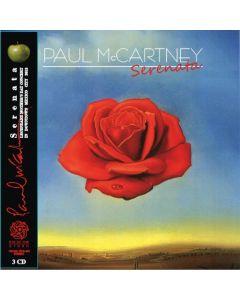 PAUL McCARTNEY - Serenata: Live in Mexico City, MX 2012 (mini LP / 3x CD) SBD