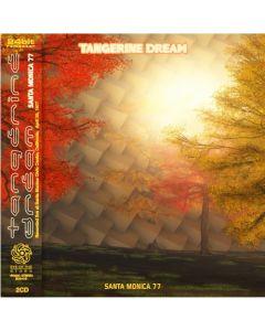 TANGERINE DREAM - Santa Monica 77: Live in Santa Monica, CA 1977 (mini LP / 2x CD)
