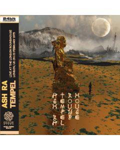 ASH RA TEMPEL - Roundhouse: Live in London, UK 1975 (mini LP / CD)