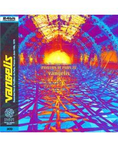 VANGELIS - Pavillion de Paris: Live in Paris, FR 1978 (mini LP / 2x CD)