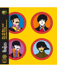 THE BEATLES - Sky Of Blue And Sea Of Green: Studio Demos & Outtakes 1966-1969 (mini LP / CD)