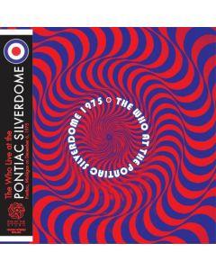 THE WHO - At The Silverdome: Live in Pontiac, MI 1975 (mini LP / CD) SBD