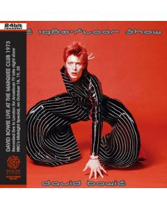 DAVID BOWIE - The Complete 1980-Floor Show: Live in London, UK 1973 (mini LP / CD) SBD
