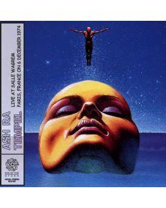 ASH RA TEMPEL - Night Dust: Live in Paris, FR 1974 (mini LP / 2x CD)
