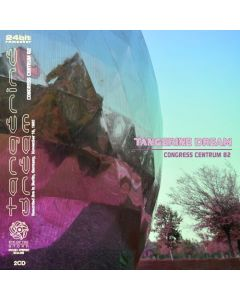 TANGERINE DREAM - Congress Centrum 82: Live in Berlin, DE 1982 (mini LP / 2x CD) SBD