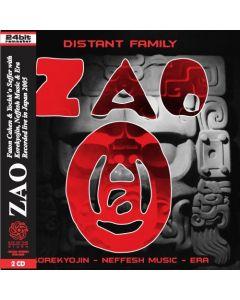 ZAO, NEFFESH MUSIC, KOREKYOJIN - Distant Family: Live in Tokyo, JP 2005 (mini LP / 2x CD) SBD