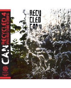 CAN - Recycled Vol. 4: Studio Sessions 1968-1977 (mini LP / CD)