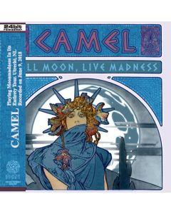 CAMEL - Full Moon, Live Madness: Live in Utrecht, NL 2018 (mini LP / 2x CD)