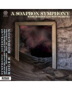 ROGER HODGSON & ORCHESTRA - A Soapbox Symphony: Live in Milwaukee, WI 2016 (mini LP / 2x CD)
