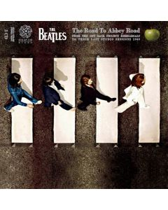 THE BEATLES - The Road To Abbey Road: Studio Rehearsals & Outtakes 1969 (mini LP / 3x CD)
