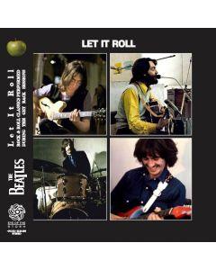 THE BEATLES - Let It Roll: Rock & Roll Classics, rehearsals 1969 (mini LP / CD)
